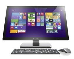 "AIO Lenovo A740 I7-4558U/27"" QHD TouchScreen/8GB/1TB+SSD 8GB/ext. DVD/GeForce GTX 850A 2048MB/Keyboard+Mouse/ Win 10"