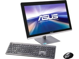 "AiO Asus ET2323IUT-08 I5-5200U/23"" FHD TouchScreen/8GB/2TB/BT/Mouse+Keyboard/Win 8"