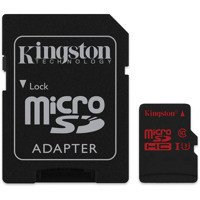 Karta pamięci microSDXC 64GB UHS-I(U3) transfer:90/80MB/s Kingston