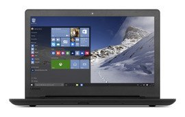 "Laptop Lenovo 110 Celeron N3060/15.6""/4GB/500GB/DVD/BT/Win 10"