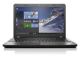 "Laptop Lenovo ThinkPad E560N1 i5-6200U/15.6""/4GB/SSD 256GB/DVD/FPR/BT/Win 10 Pro/UK"