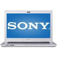"Laptop Sony T14113CXS I3-3217U/14""/4GB/500GB + 32GB SSD/DVD/BT/Win 8 Silver"