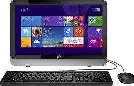 "PC AiO Pavilion 19-2113W Celeron J1800/19.5""/4GB/500GB/Keyboard & Optical Mouse/DVD/Win 8.1"