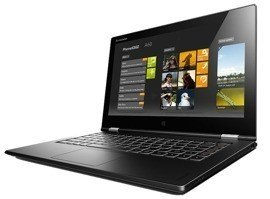 "Ultrabook 59418309 Yoga 2 Pro I7-4510U/13.3""(3200x1800)TouchScreen/256GB SSD/8GB/x360/ BT/BLK/Win 8.1"