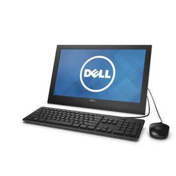 "AiO Dell 20-3043 Celeron N2840/19.5""/4GB/500GB/Mouse+Keyboard/Win 8.1"
