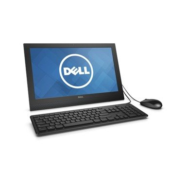 "AiO Dell 20-3043 N2840/19.5""/4GB/500GB/Mouse+Keyboard/Win 8.1"