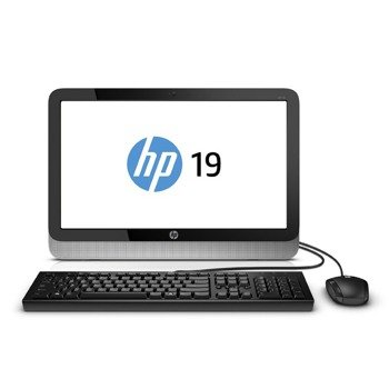 "AiO HP Pavilion 19-2113W Celeron J1800/19.5""/4GB/500GB/Keyboard+ Mouse/DVD/Win 8.1"