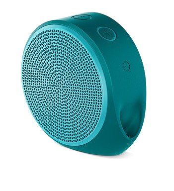 Głośnik 1.0 Logitech X100 Mobile Wireless Speaker zielony