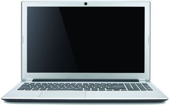 "Laptop Acer V5-551-8401 A8-4555M/15.6""/4GB/500GB/DVD/Win 8 Silver"