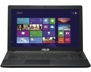 "Laptop Asus D550MAV-DB01 N2830/15.6""/4GB/500GB/DVD/Win 8.1"