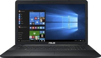 "Laptop Asus X751SA-DS21Q Pentium N3700/17.3""/8GB/1TB/DVD/BT/Win 10"