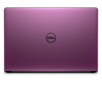 "Laptop Dell I17-5755A82T12P A8-7410U/17.3""/12GB/2TB/DVD/BT/BLK/Win 8.1 Purple"