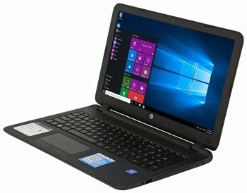 "Laptop HP 15-F337WM AMD Quad Core A8-6410 2.0GHz, 4GB, 500GB, Radon R5, 15.6"" HD  Touchscreen, Supermulti DVD, Cam+Mic, 802.11bgn+BT, Win 10"