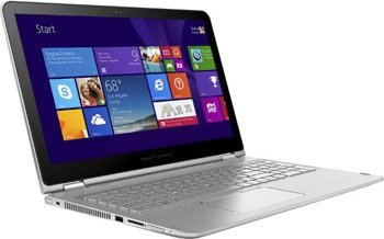 "Laptop HP Envy M6-W011 I7-5500U/15.6"" FHD TouchScreen/8GB/1TB/BT/GeForce GT 930M 2GB/BLK/x360/Win 8.1"