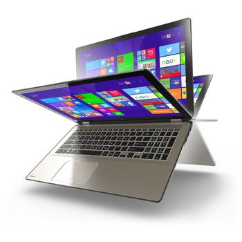 "Laptop P55W-B5224 I7-4510U/15.6"" FHD TouchScreen/8GB/1TB/x360/Win 8.1"