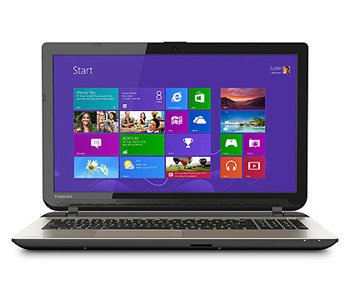 "Laptop Toshiba L55-B5267 I3-4025U/15.6""/6GB/750GB/DVD/BLK/Win 8.1"