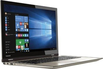 Laptop Toshiba P55W-C5204 i7-5500U/15.6 FHD TouchScreen/8GB/SSD 256GB/BLK/x360/Win 10