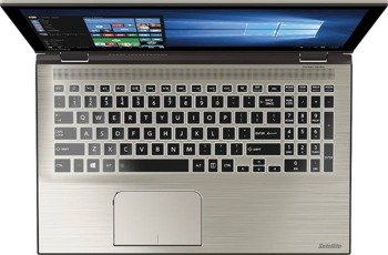 Laptop Toshiba P55W-C5204 i7-5500U/15.6 FHD TouchScreen/8GB/SSD 480GB/BLK/x360/Win 10