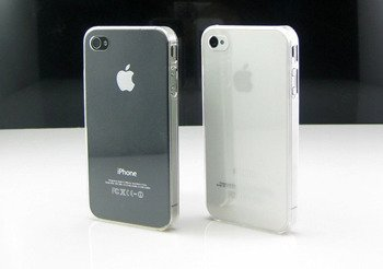 Neutral Ultrathin TPU Soft Case Apple iPhone 4