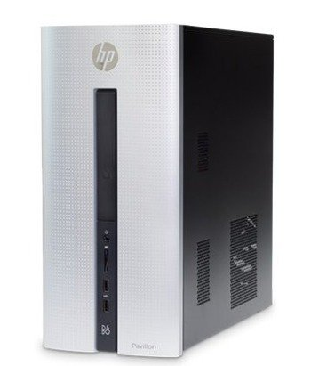 PC HP Pavilion 550-044ld I3 4160/8GB/2TB/DVD/WLAN/BT/Card Reader 7-in-1/Win 8.1
