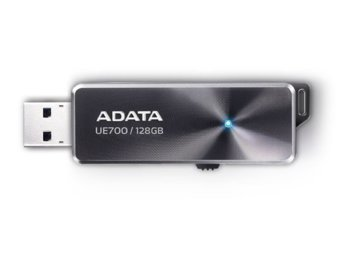 Pendrive Adata 128GB Dashdrive Elite UE700 USB3.0 Aluminium