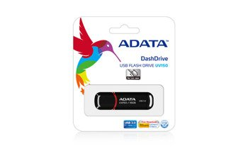 Pendrive Adata 16GB DashDrive Value UV150 USB3.0 czarny