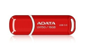 Pendrive Adata 16GB DashDrive Value UV150 USB3.0 czerwony