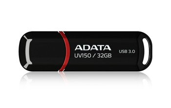 Pendrive Adata 32GB DashDrive Value UV150 USB3.0 czarny