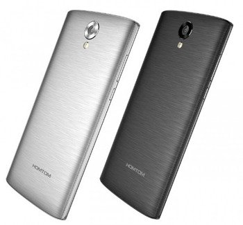 Smartphone Homtom HT3 Pro (silver)