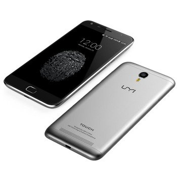 Smartphone Umi Touch (silver)