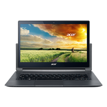 "Ultrabook Aspire R7-371T-50V5 i5-4210U/13.3"" FHD Touchscreen/8GB/128GBSSD/BLK/ Win 8.1"