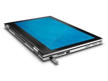 "Ultrabook Dell I13-7348 I5-5200U/13.3"" FHD TouchScreen/x360/8GB/500GB/x360/Win 8.1"