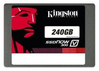Dysk SSD 240GB Kingston V300 2.5' SATA3 transfer: 450/450 MB/s boundle kit
