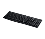 Klawiatura Logitech Wireless K270