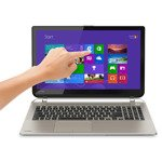 "Laptop Toshiba S55T-B5273NR I7-4710HQ/15.6"" TouchScreen/8GB/1TB/BLK/Win 8.1"