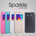 Nillkin Sparkle Leather Case Galaxy Grand Prime G530