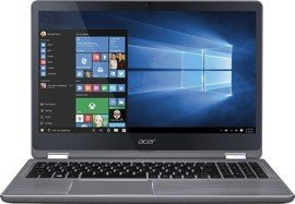 "Laptop Acer R5-571T-59DC I5-6200U/15.6"" FHD Touchscreen/8GB/1TB/Keyboard Backlight/x360/Win 10"