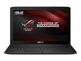 "Laptop Asus GL552VW-DH71 I7-6700HQ/15.6"" FHD/16GB/1TB/DVD/BT/GeForce GTX 960M 2GB/Win 10"