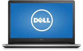 "Laptop Dell I15-5559I71T16TS I7-6500U/15.6"" FHD/16GB/1TB/DVD/CAM 3D/BLK/Win 10"