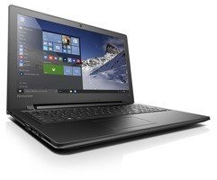 "Laptop Lenovo 300 I5-6200U/17.3""/4GB/1TB/DVD/BT/Win 10"