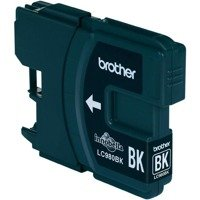 Tusz Brother LC980BK BLACK DCP145C/DCP165C/MFC250C/MFC290C