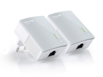 Adapter PLC (PowerLine Communication) TP-Link TL-PA4010 AV500 Nano (Twin Pack)