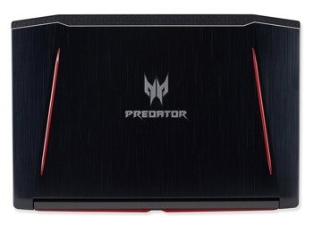 "Laptop Acer Predator G3-571-77QK i7-7700HQ/15.6"" FHD/16GB/SSD 256GB/BT/BLK/GeForce GTX1060 6GB/Win 10"
