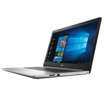 "Laptop Dell I5570-7814SLV i7-8550U/15.6"" FHD TouchScreen/12GB/1TB/BT/BLKB/FPR/Win 10 Silver"