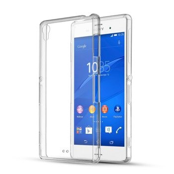 Neutral Ultrathin TPU Soft Case Sony XPERIA Z3