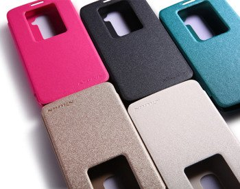 Nillkin Sparkle Leather Case LG G2 D802