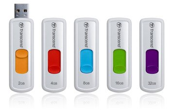 Pendrive Transcend 8GB JetFlash®530 USB2.0