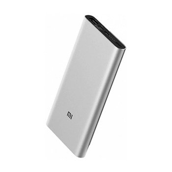 Powerbank Xiaomi Mi Power Bank 3 10000mAh 18W Fast Charge (silver)