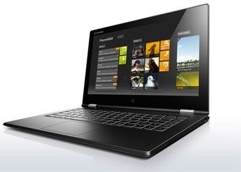 "Ultrabook Lenovo 59418309 Yoga 2 Pro i7-4510U/13.3""(3200x1800)TouchScreen x360/8GB/SSD 256GB/BT/BLK/Win 8.1"
