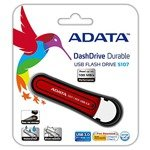 Pendrive Adata 128GB DashDrive Durable S107 USB3.0 czerwony